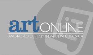 Requerimento de ART agora pode ser feito online